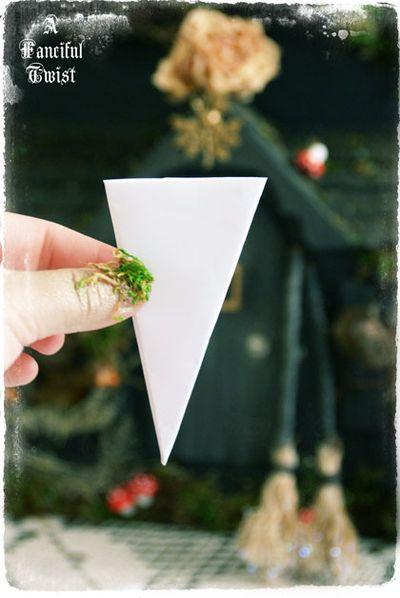 Paper spider web 30