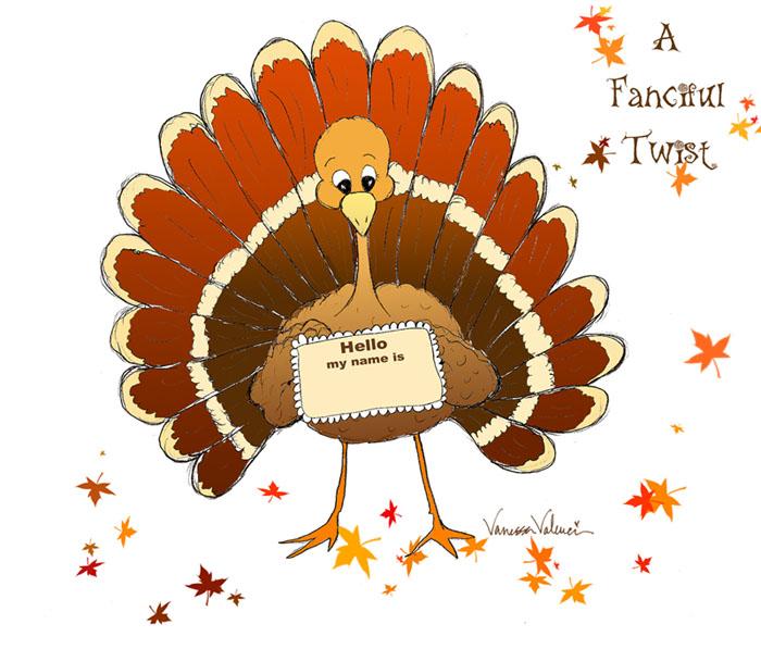 Thanksgiving Turkey Bird 1