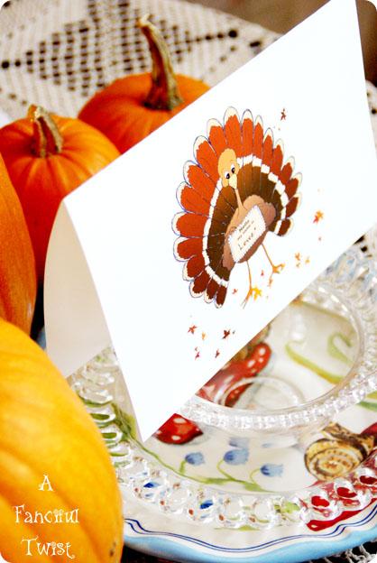 Thanksgiving Turkey Bird 5