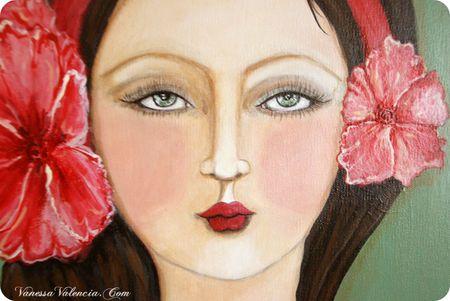 Flora Gypsy Girl 1