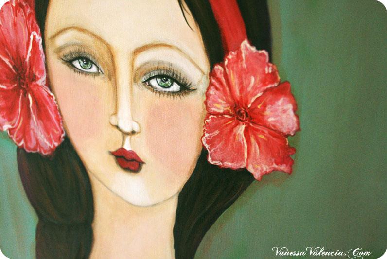 Flora Gypsy Girl 4
