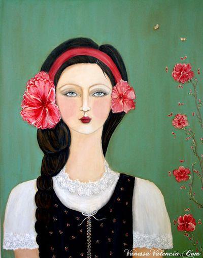 Flora Gypsy Girl 10