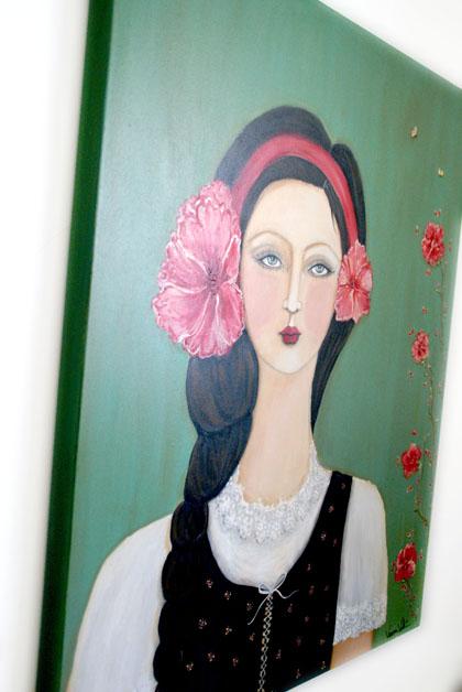 Flora Gypsy Girl 12