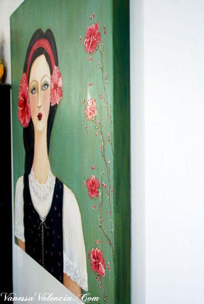 Flora Gypsy Girl 7