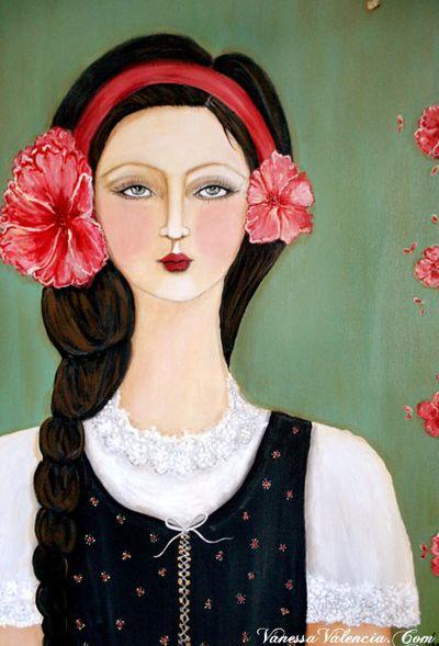 Flora Gypsy Girl 11