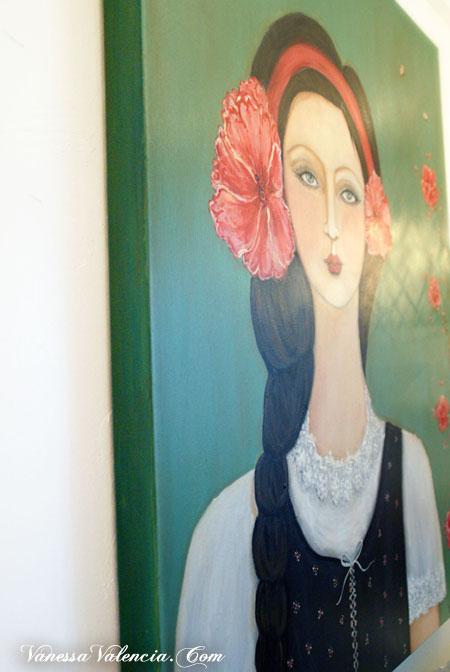 Flora Gypsy Girl 5