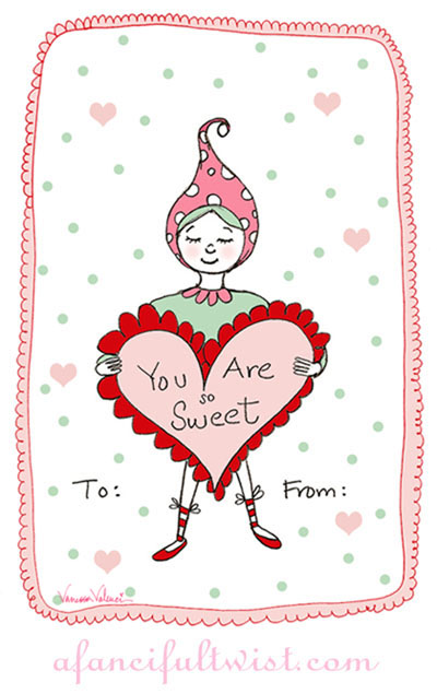 A Fanciful Twist Valentine 2011 1