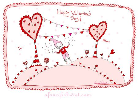 A Fanciful Twist Valentine 2011 5