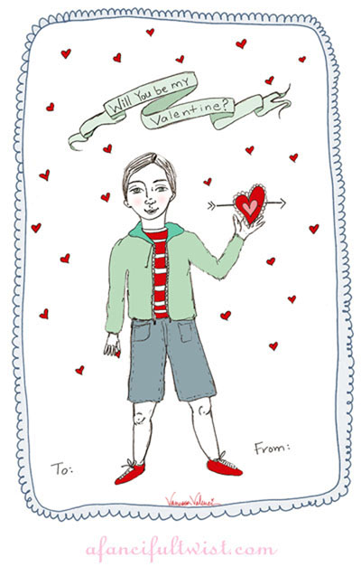 A Fanciful Twist Valentine 2011 4