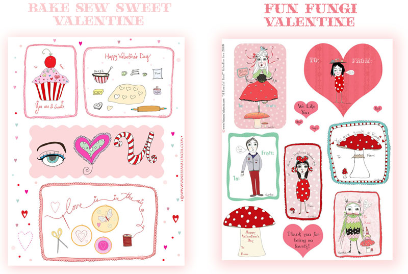 A Fanciful Twist Valentines 2008 2010