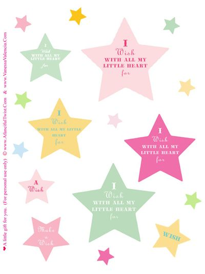 A Fanciful Twist Wish Stars FOR BLOG