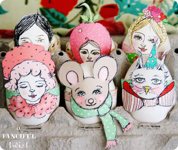 Cutie puppet heads 9