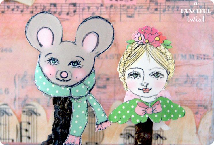 Cutie puppet heads 3
