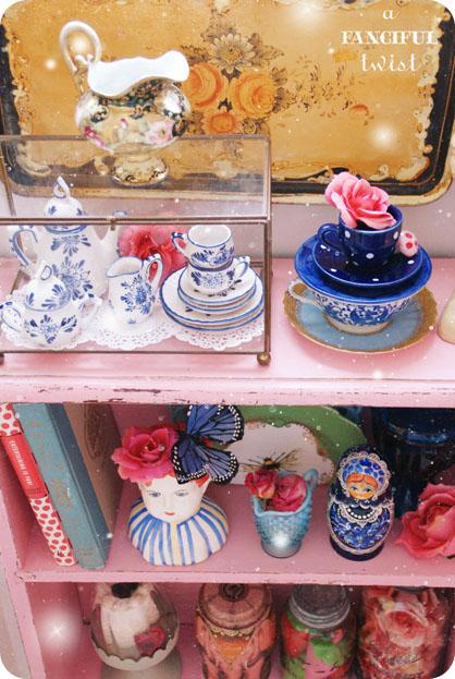 Pink and cobalt blue love 6