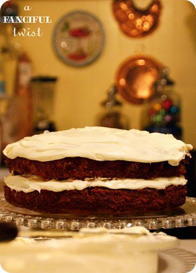 A cake 2