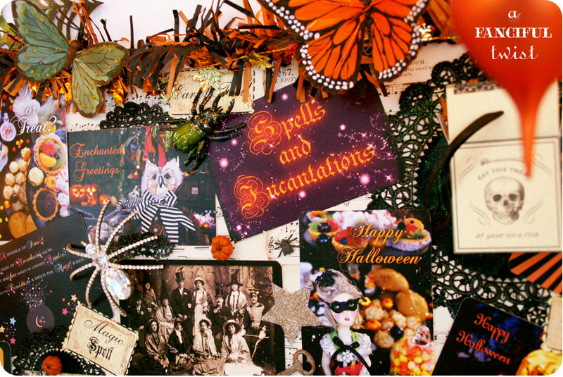 Halloween Card Decor 4