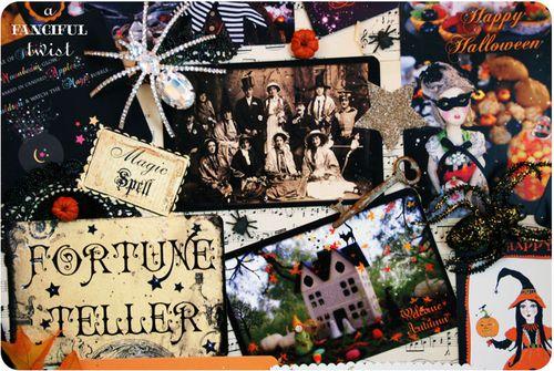 Halloween Card Decor 16