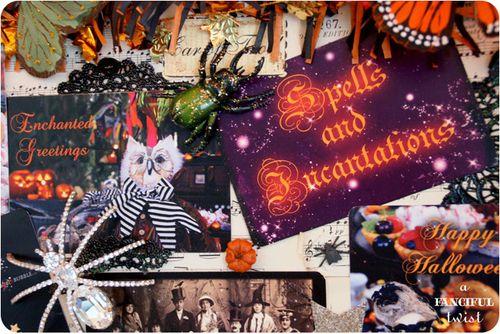 Halloween Card Decor 5