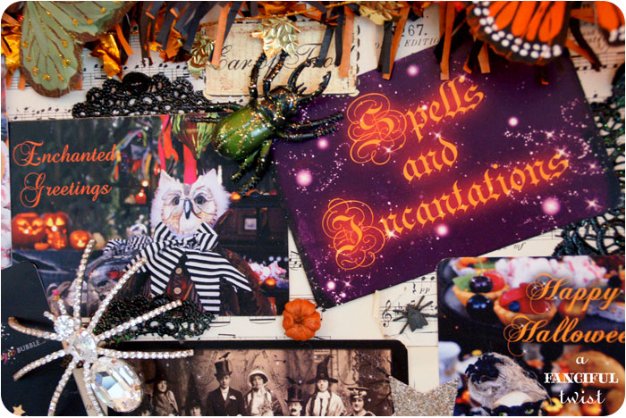 Halloween Card Decor 5