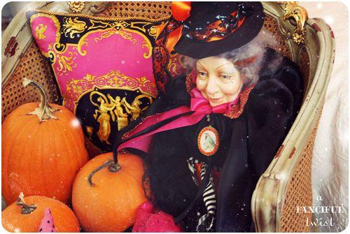 Halloween Card Decor 7