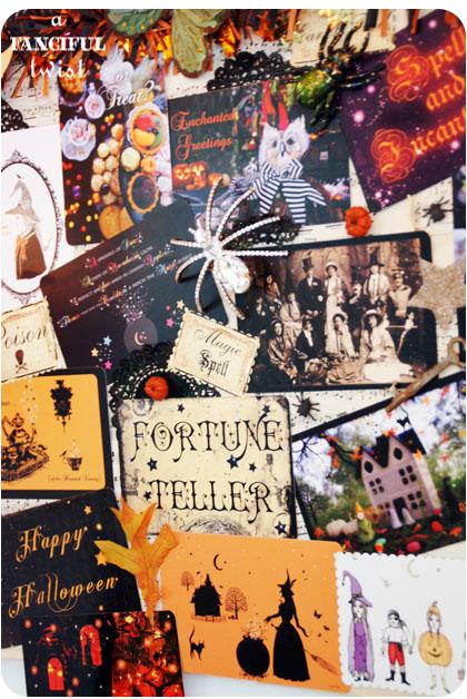 Halloween Card Decor 14