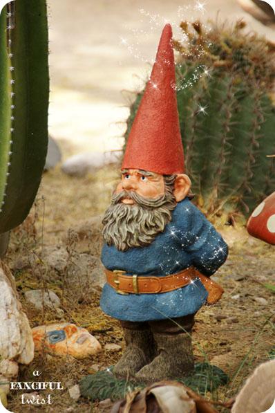 Gnomes and rabbits 12