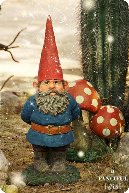Gnomes and rabbits 11