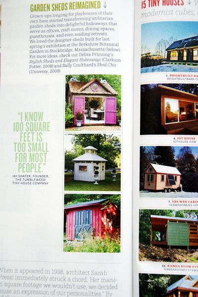 House Beautiful July August 2011 6