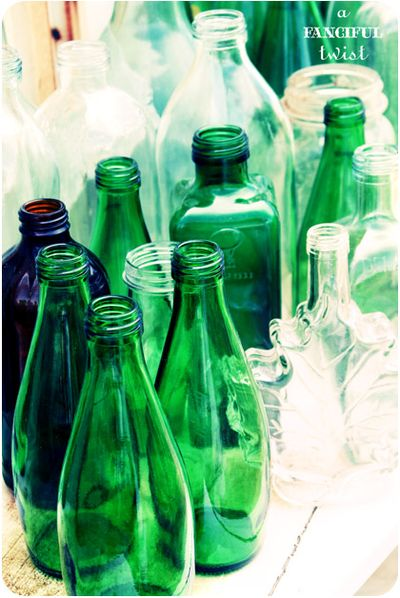 Collecting glass 2