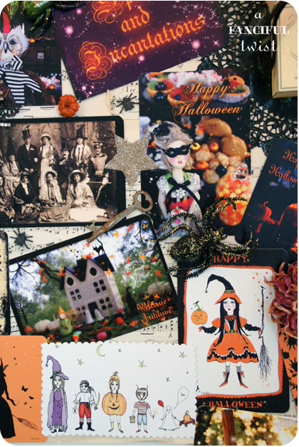 Halloween Card Decor 11