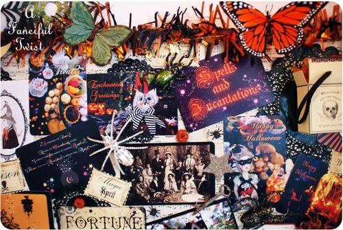 Halloween Card Decor 18