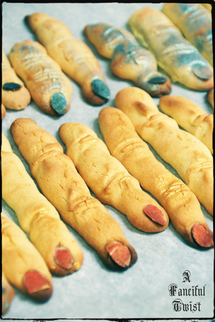 Witch fingers 1