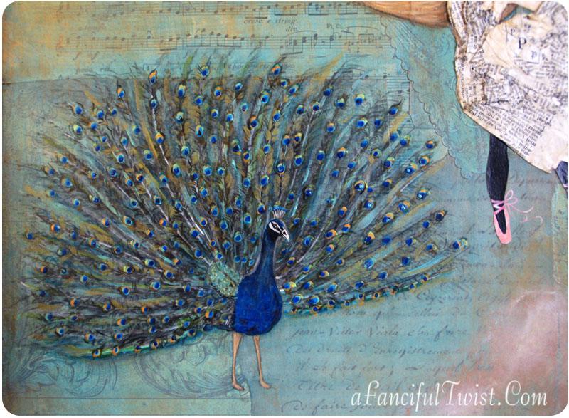 Peacock dance 16a