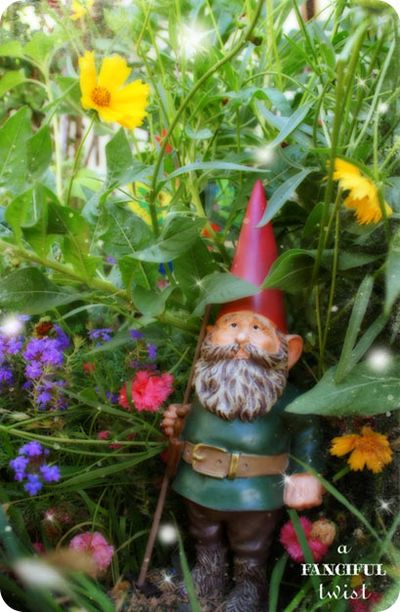 Gnomes and rabbits 8