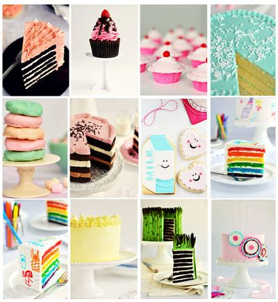 Sweetapolita Cakes and treats