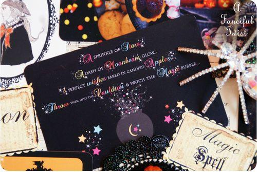 Halloween Card Decor 17
