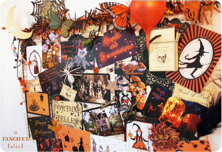 Halloween Card Decor 19