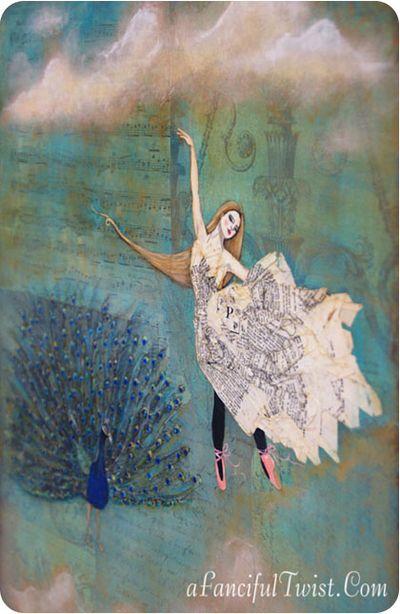 Peacock dance 6a