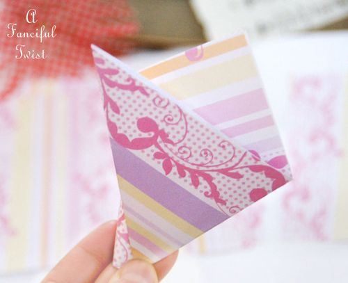 Paper snowflakes 26a