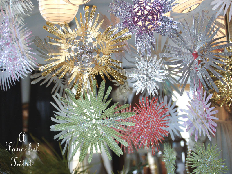 Paper snowflakes 6a