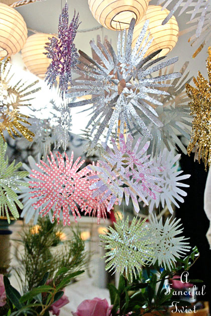 Paper snowflakes 3a