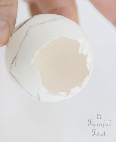 Arty egg 1a