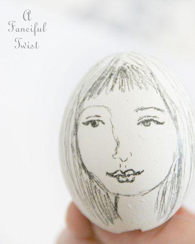 Arty egg 5a