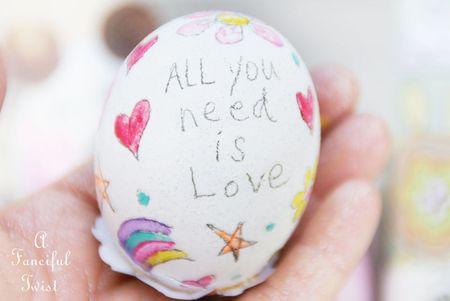 Arty egg 28a