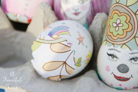 Arty egg 31a