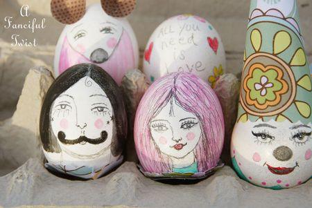 Arty egg 27a
