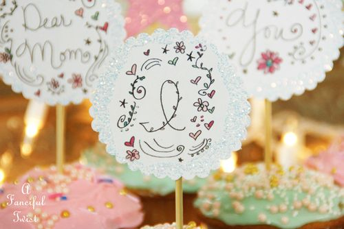 Cupcake toppers 5