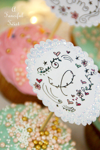 Cupcake toppers 11