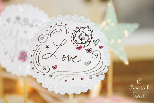 Cupcake toppers 9