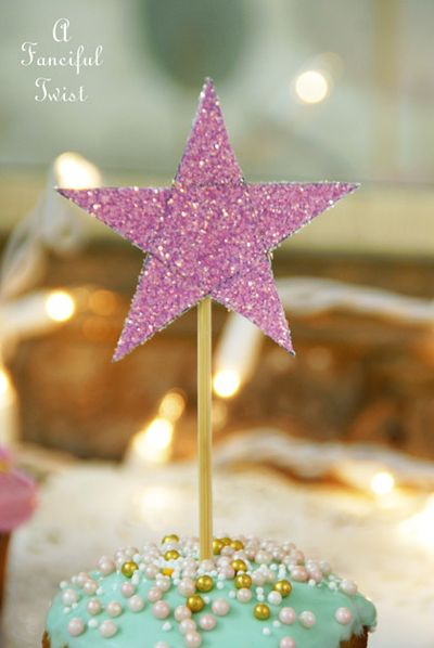 Cupcake toppers 8